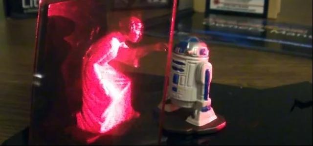 agence hologramme