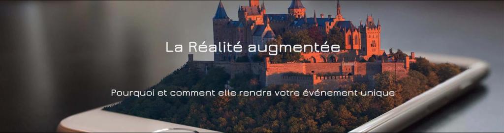 Réalité augmentée AR téléphone