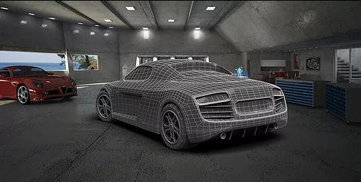 Modélisation 3D photoréaliste