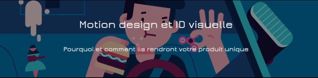 Agence motion design