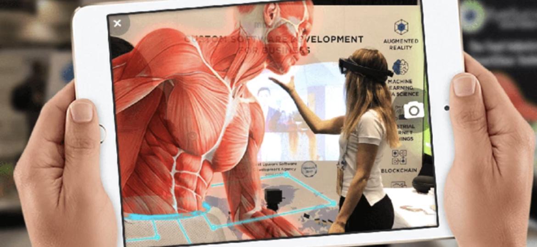 réalité augmentée et mixte médical