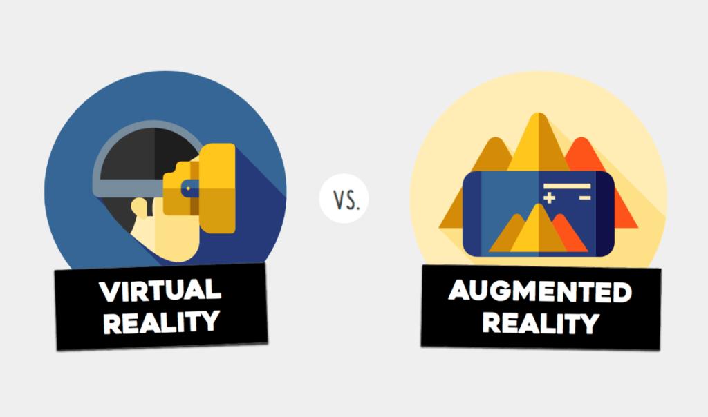 Réalité virtuelle ou réalité augmentée